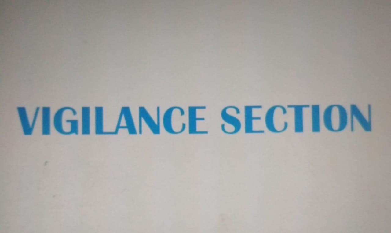 Vigilance Section
